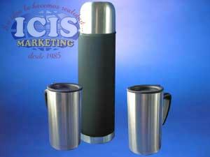 Termo con Set de Mug