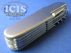 Cortapluma Metal Liso