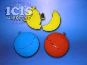 Pendrive Circular Puzzle