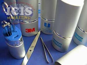 Set de Manicure Impreso Ficka