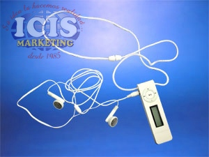 MP3 Player Promocional