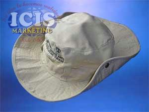 Sombrero Cazador Publicitario