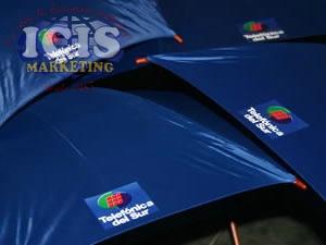 Paraguas de Colores Impresos