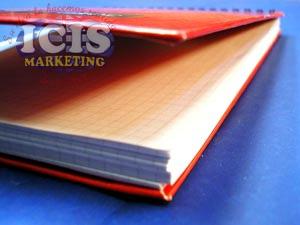 Cuaderno Tapa Dura con Porta CD