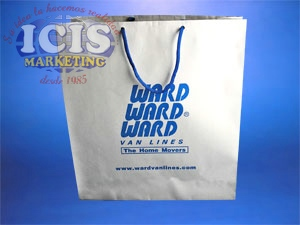 Bolsas de Papel Kraft  (30 x 27 x 9 cms)