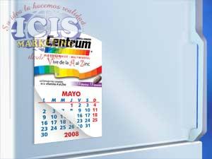 Calendario Publicitario Magnético