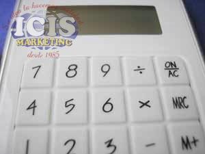 Portacredencial Calculadora ( No Incluye Credencial )