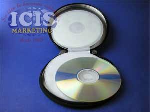 Porta CDs Circular