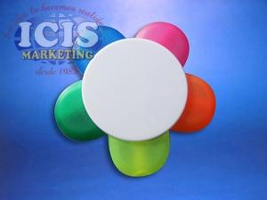 Destacador Promocional 5 colores Blume