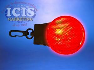 Luz de Emergencia Colgante para Deportistas