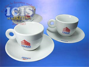 Taza de Café Round