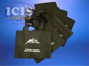 Bolsas Ecológicas Reutilizables ( 20 x 25.5 x 8.5 cms )