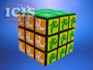 Cubo Rubik todo color
