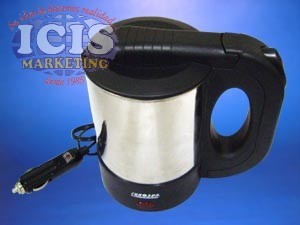 Hervidor de agua eléctrico para auto