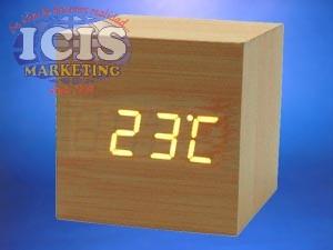 Reloj Cubo Digital