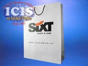Bolsas de Papel Kraft  40 x 30 x 12 cms. merchandising promocional