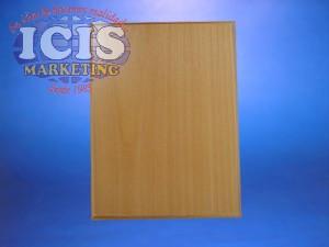 Galvano de madera media carta Modelo 1