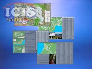 Afiches o mapas turísticos comunal, Merchandising  Promocional y Corporativo
