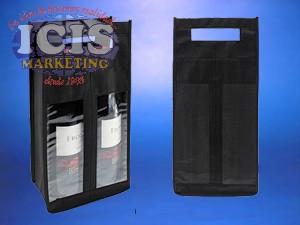 Bolsa TNT 2 botellas de vino