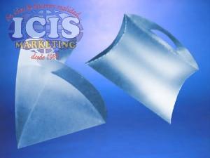 Cajas translucidas en acetato opaco  (mica)