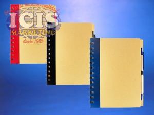 Cuaderno ecológico tapa dura   Merchandising | Promocional  y Corporativo