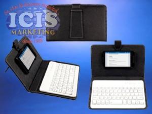 Teclado y funda para Celulares SmartPhone