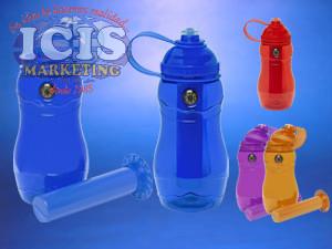 Botella para agua con enfriador