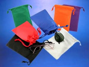Bolsa con cierre eco 11x17 cm Merchandising   Promocional