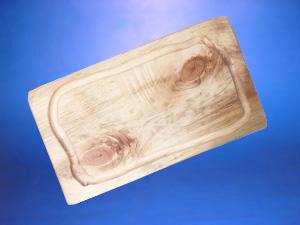 Tabla para cocina madera nativa rustica