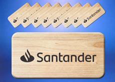Placas  de madera para regalos
