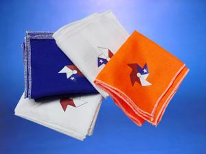 Pañuelos para  cuecas chilenas