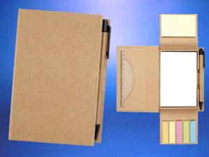 Libreta o Set escritorio ecológico