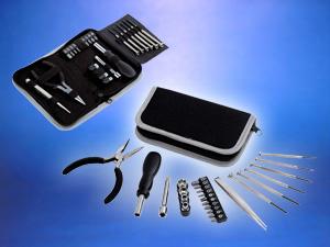Set de herramientas compacto