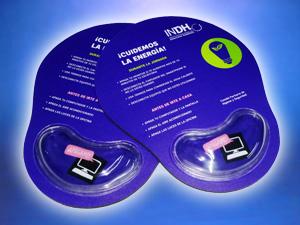 Mouse Pad ergonómico