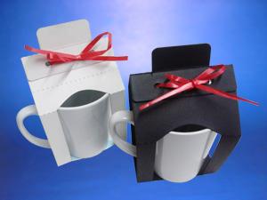 Caja para regalo de tazón