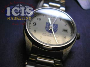 Reloj Corporativo con calendario Casio Merchandising  Corporativo